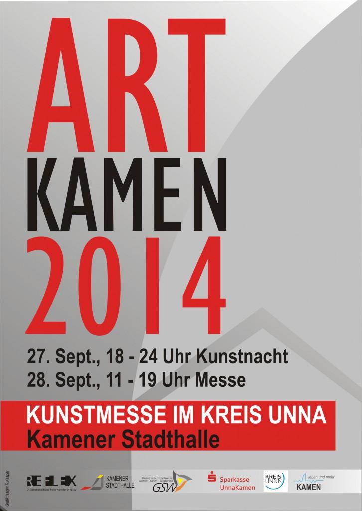PlakatArtKamen2014
