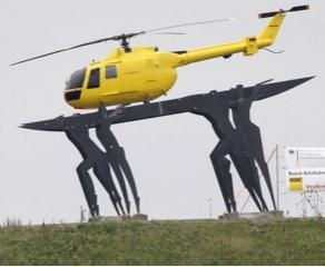 Hubschr aus der Zwischenablage