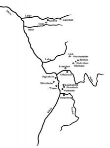 Abb. 2a Karte