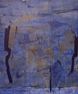 Abb. 22a Blauzeichen 2015 150 x 125 cm Kopie