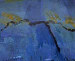 Abb. 22b Immer morgens 2015 90 x 110 cm Kopie